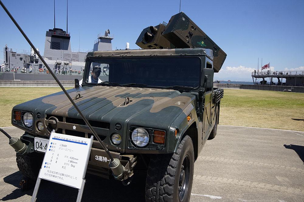 93式近距離地対空誘導弾